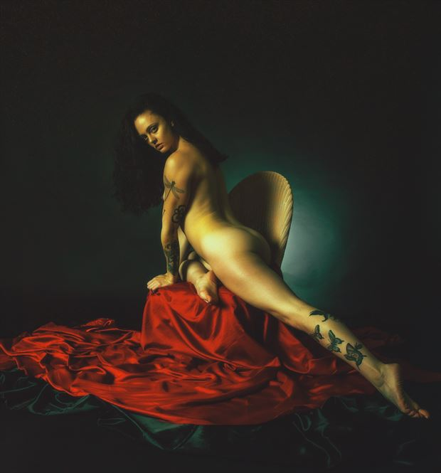 mademoiselle artistic nude artwork by photographer neilh