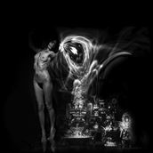 magic wand fantasy photo by artist jean jacques andre