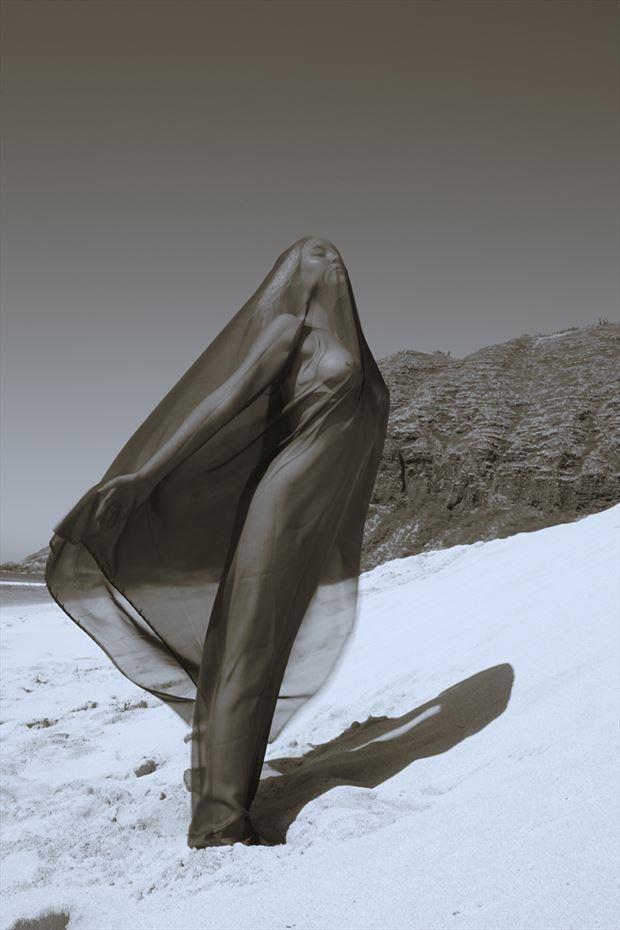 makaha oahu artistic nude artwork by photographer arbeit photo hawaii