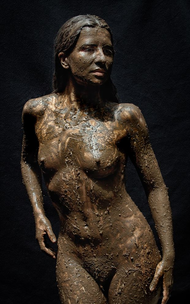 makin a mess 62209 artistic nude photo by photographer rick jolson