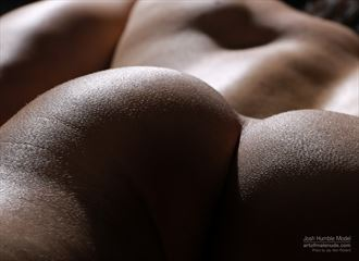 male erotica in my depths artistic nude photo by model josh