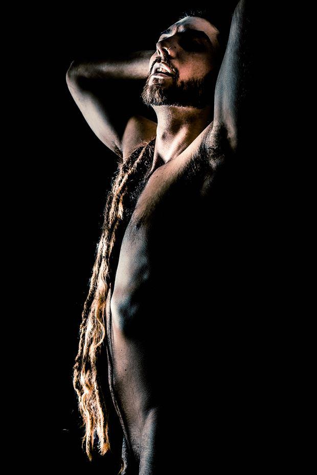 male nude artistic nude artwork by photographer fine art photics