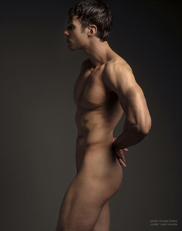 male nude studies erotic photo by model josh