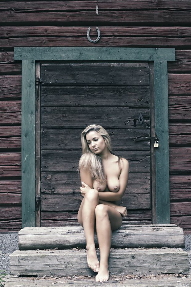 manni artistic nude photo by photographer janne