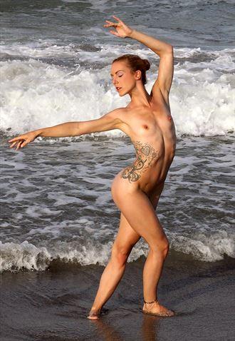marie brooks artistic nude photo by photographer rick gordon
