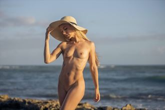 marie brooks nude on the beach artistic nude photo by photographer joey odouls