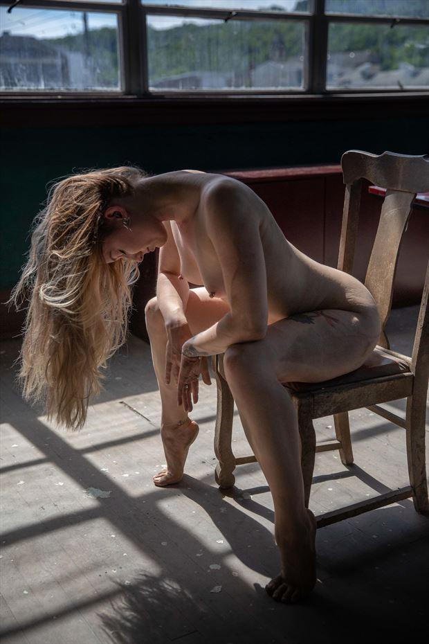 mary schoolhouse artistic nude photo by photographer stevegd