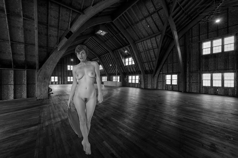 masha artistic nude photo by photographer robert l person