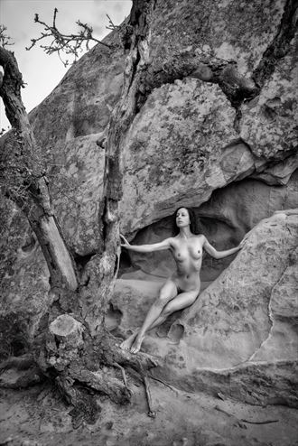 mauvais earth forms artistic nude photo by photographer philip turner