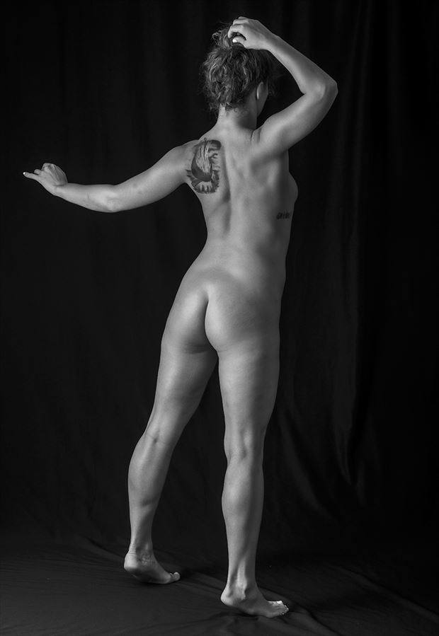 maverick mettle ii artistic nude artwork by photographer positively exposed