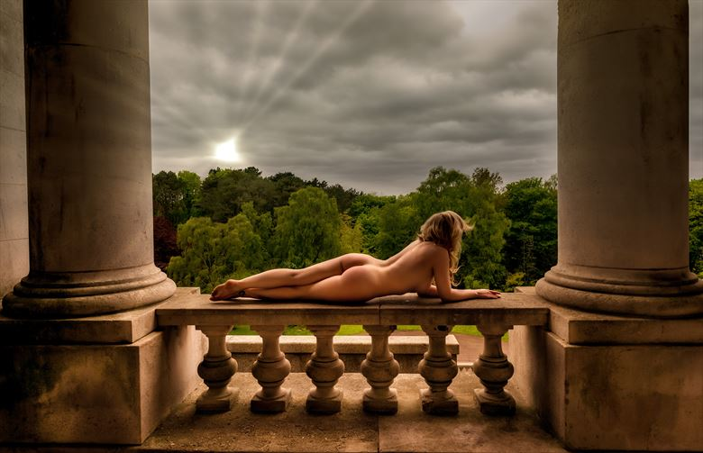 may the sun the sunshine bright artistic nude artwork by photographer neilh