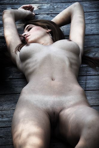 maya artistic nude photo by photographer robert l person