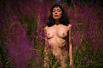 maybe i ll fly artistic nude photo by model rebeccatun
