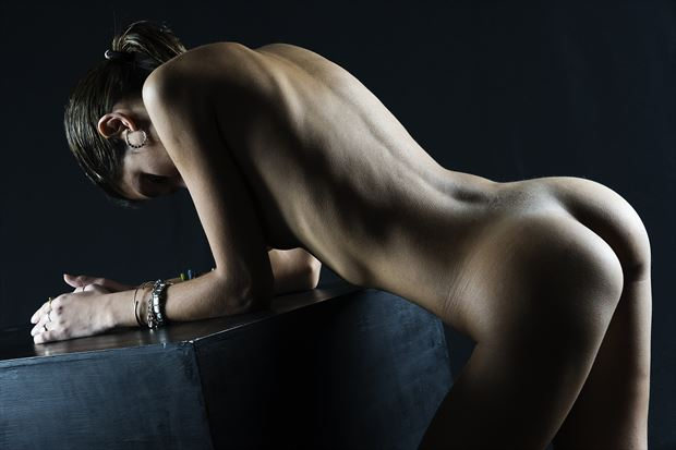 maybe praying artistic nude photo by photographer hermanodani