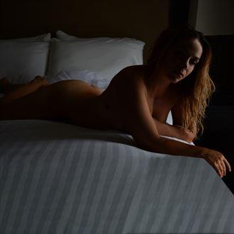 meditation artistic nude photo by photographer tj