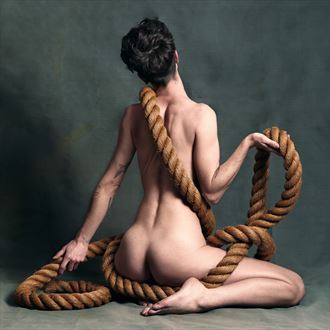 megan artistic nude photo by photographer ray fritz