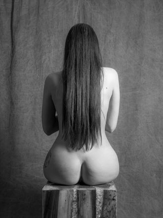 megan natal crease artistic nude photo by photographer dweck