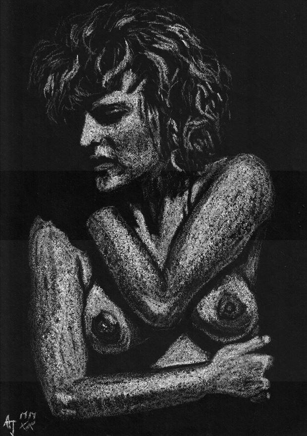 meghann artistic nude artwork by photographer lugal