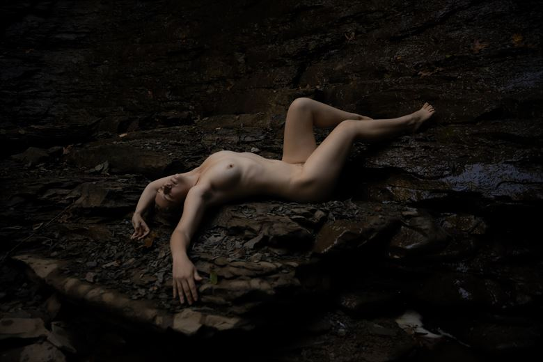 melancholy artistic nude photo by photographer endearing journey photography
