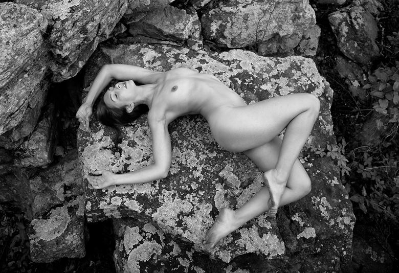 melissa artistic nude photo by photographer das images