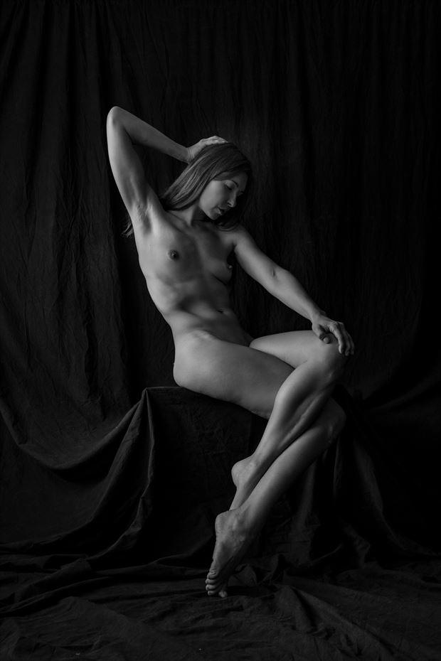 melissa as sculpture artistic nude photo by photographer ajpics