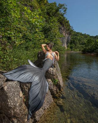 mermaid daze pt 1 nature photo by model bellab33