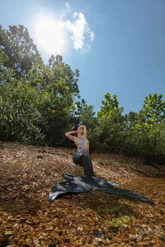 mermaid daze pt 2 nature photo by model bellab33