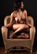 merrique in wicker artistic nude photo by photographer gpstack