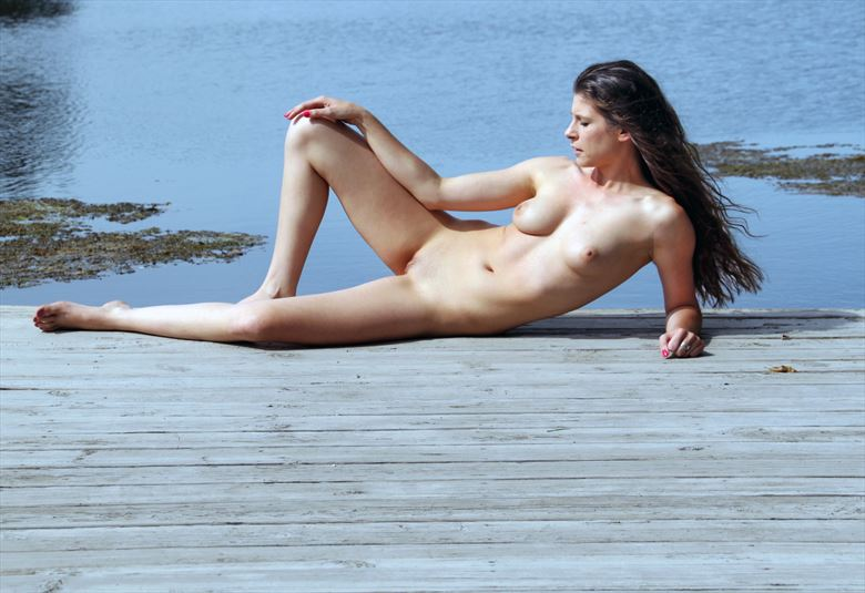 mickee springs artistic nude photo by photographer robert l person