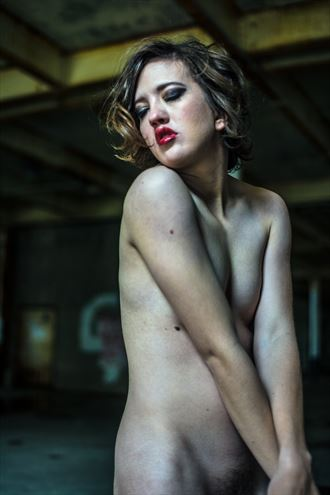 mikki marvel at silo city artistic nude artwork by photographer nlsphoto