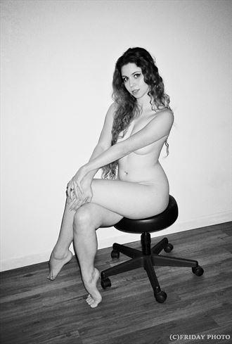mina salome artistic nude photo by photographer rob friday