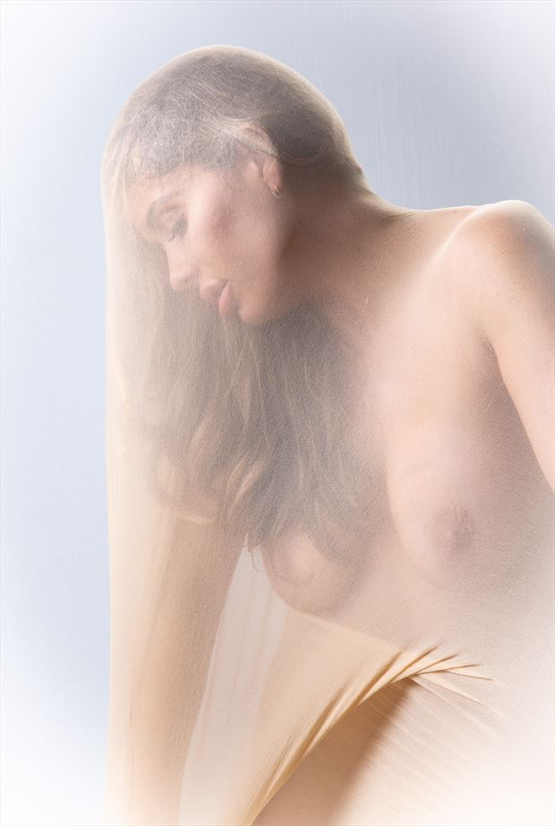 mindy artistic nude photo by photographer red rayven