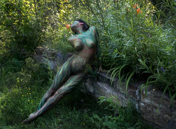 minh ly 1 artistic nude photo by photographer bill milward