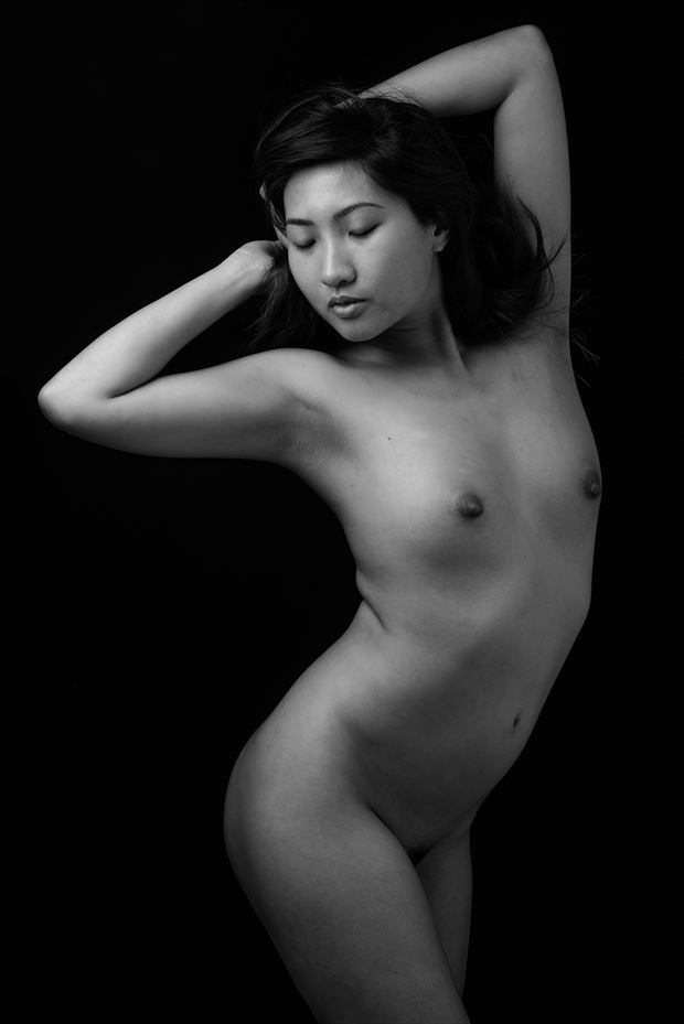 minh ly 5 artistic nude photo by photographer jankarelkok