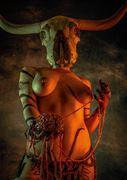 minotaura fantasy photo by photographer pinturero