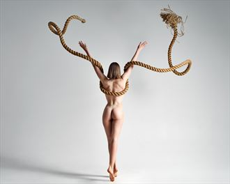 miranda artistic nude photo by photographer ray fritz