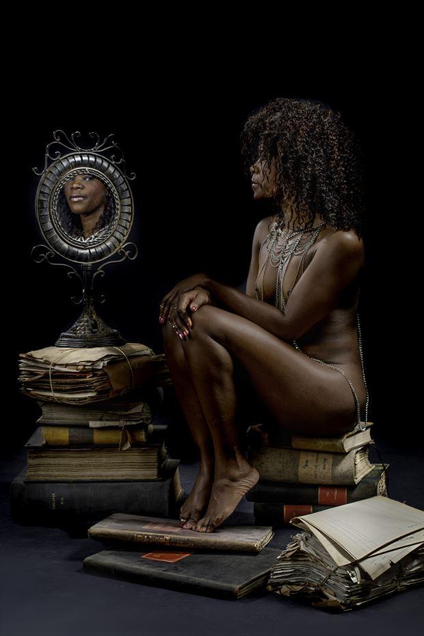 miror artistic nude photo by photographer topblade