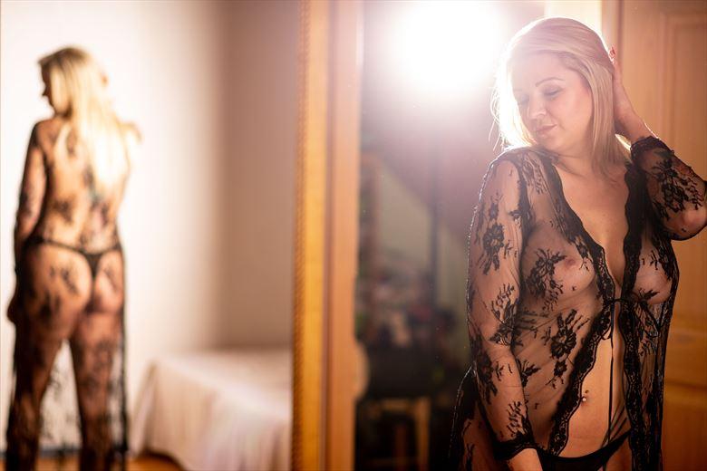 mirroring lingerie photo by photographer 27eins lutz zipser
