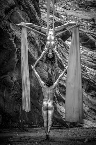 moab adventure artistic nude photo by artist april alston mckay
