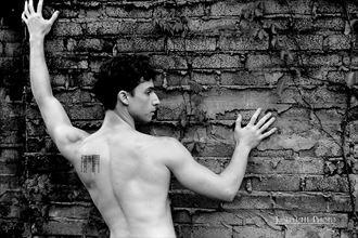 model aurelio alternative model artwork by photographer joseph j bucheck iii