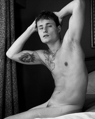model chancellor fekete artistic nude photo by photographer joseph j bucheck iii