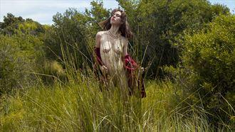 model charl%C3%A8ne artistic nude photo by artist lionel baillemont