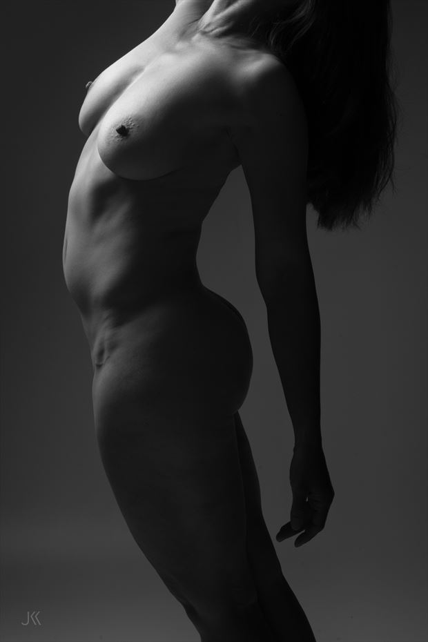 model m 20 artistic nude photo by photographer jankarelkok