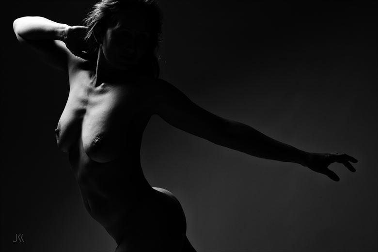 model m 22 artistic nude photo by photographer jankarelkok