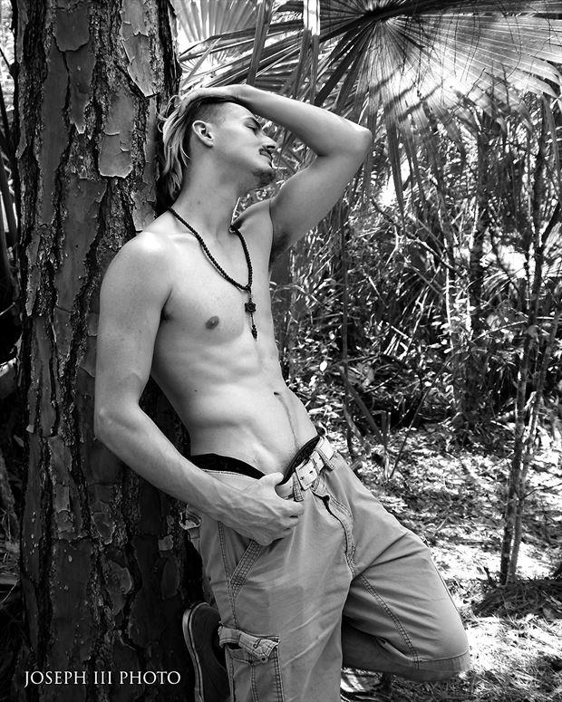 model nicholas holtz alternative model artwork by photographer joseph j bucheck iii
