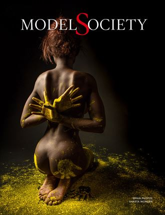 model society magazine 11 artistic nude photo by administrator model society admin