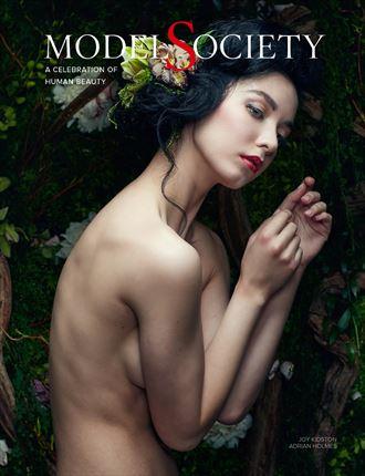 model society magazine 9 artistic nude photo by administrator model society admin