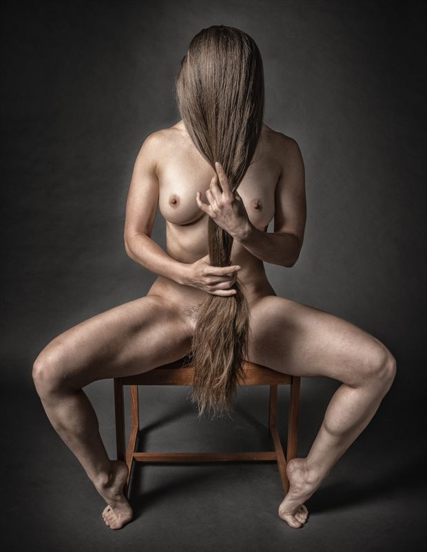 modest ms sensual photo by photographer rick jolson