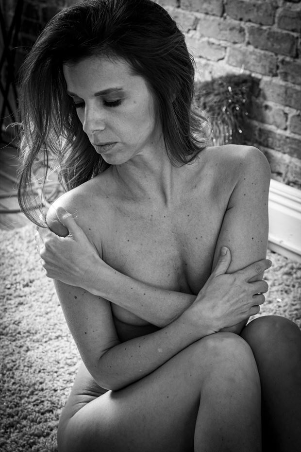 moment of acceptance artistic nude photo by photographer thomas branch