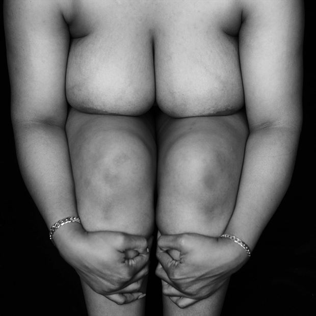 monique implied nude photo by photographer constantine lykiard
